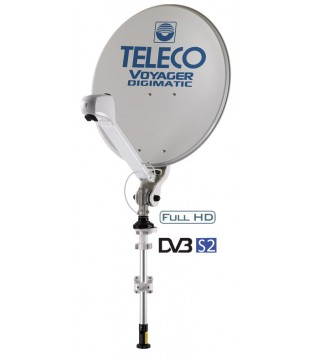 Teleco - Antenne Voyager...